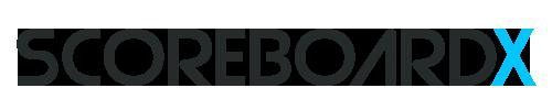 Scoreboardx – Billiard Scoreboard Logo